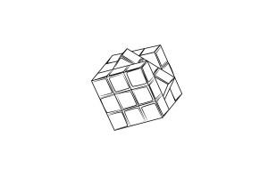 Кубик рубик и другие логические игры